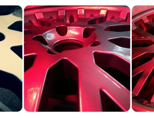 Why Use UV Curing on Alloy Wheel Refurbishment